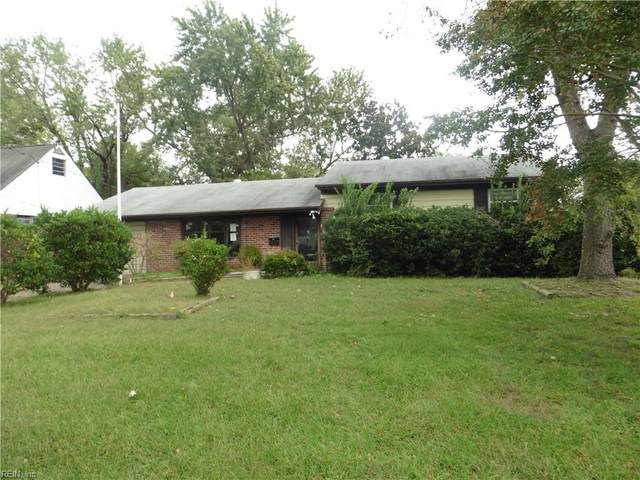 502 Brentwood Dr, Newport News, VA 23601 (MLS #10405464) :: AtCoastal Realty