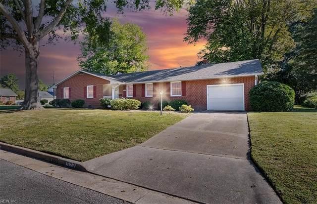 522 Lanyard Rd, Newport News, VA 23602 (MLS #10405469) :: AtCoastal Realty