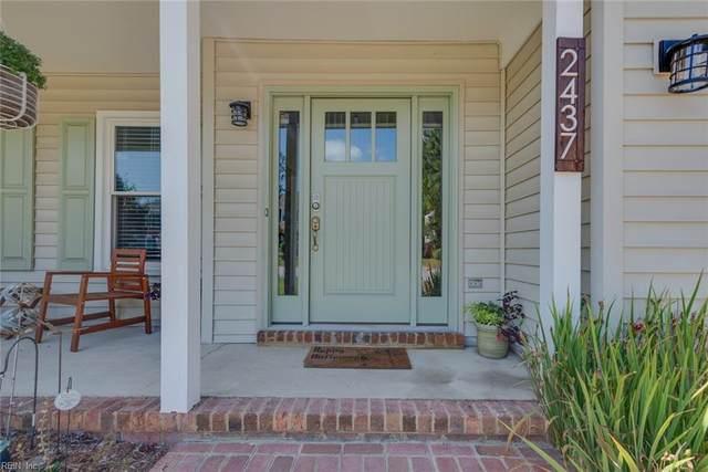 2437 Piney Bark Dr, Virginia Beach, VA 23456 (#10405488) :: The Kris Weaver Real Estate Team