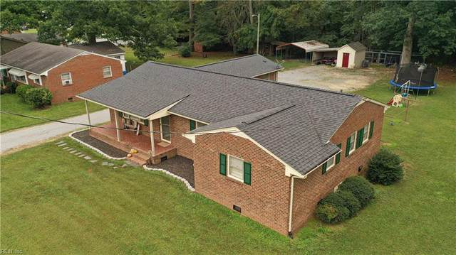23061 Meadow St, Southampton County, VA 23829 (#10405494) :: RE/MAX Central Realty