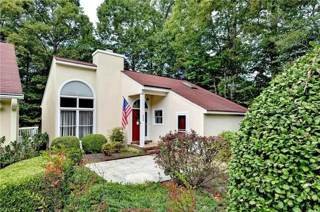 906 Wood Duck Commons, James City County, VA 23188 (#10405500) :: Austin James Realty LLC