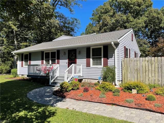 118 Marstons Ln, James City County, VA 23188 (#10405536) :: Team L'Hoste Real Estate