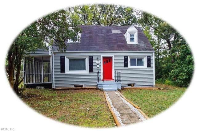 506 Bellevue Ave, Petersburg City, VA 23803 (#10405553) :: Avalon Real Estate