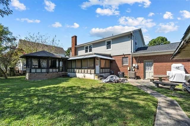 22 Hodges Dr, Hampton, VA 23666 (#10405565) :: Avalon Real Estate