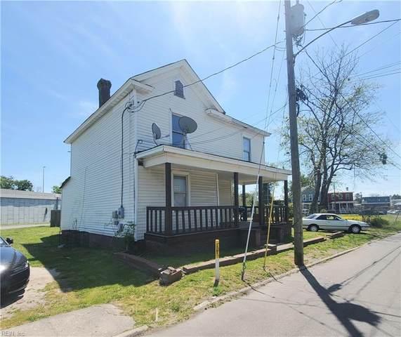 439 Macarthur Ave, Portsmouth, VA 23704 (#10405592) :: Atlantic Sotheby's International Realty