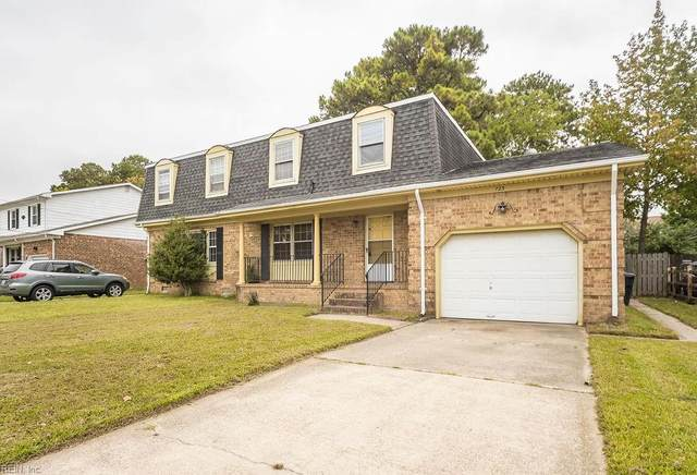 723 Little Neck Rd, Virginia Beach, VA 23452 (#10405609) :: Avalon Real Estate