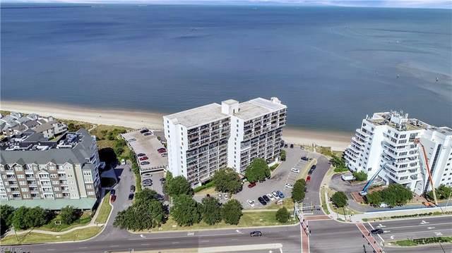 3558 Shore Dr #309, Virginia Beach, VA 23455 (#10405619) :: The Kris Weaver Real Estate Team