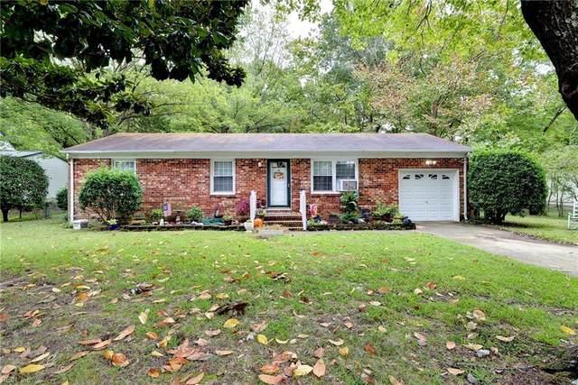 6 Meadow Creek Dr, Newport News, VA 23608 (#10405624) :: Team L'Hoste Real Estate