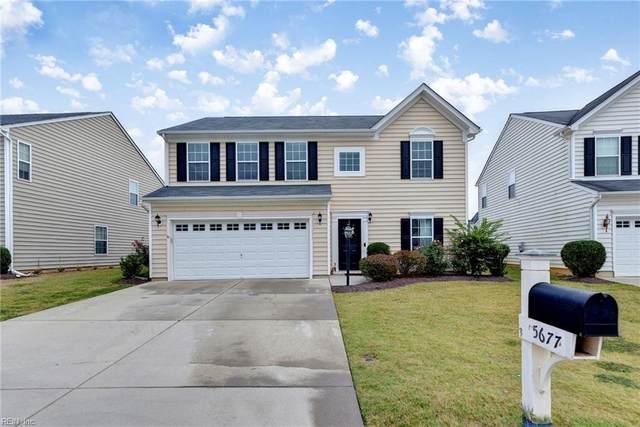 5677 Hogan Bridge Dr, New Kent County, VA 23140 (#10405628) :: Abbitt Realty Co.