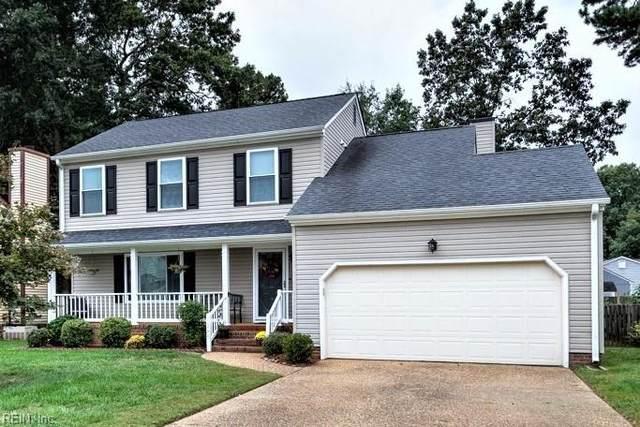 1249 Hatchland Pl, Newport News, VA 23608 (MLS #10405632) :: AtCoastal Realty