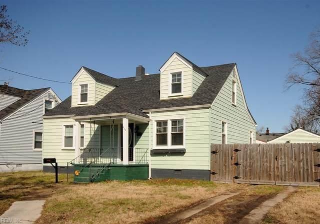 424 E Ocean Ave, Norfolk, VA 23503 (MLS #10405639) :: AtCoastal Realty