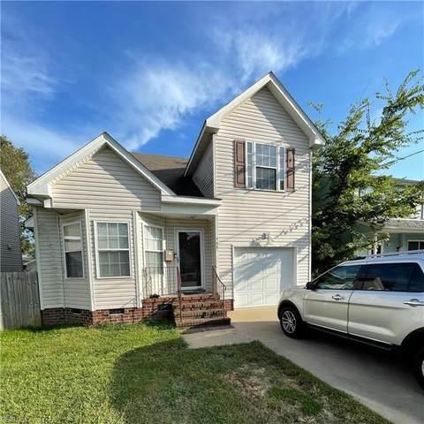 908 Mallory St, Hampton, VA 23663 (#10405692) :: Atkinson Realty