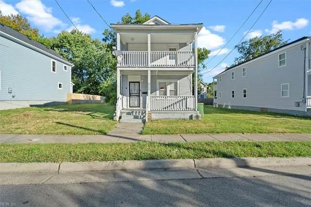 854 Lexington St, Norfolk, VA 23504 (#10405704) :: Momentum Real Estate