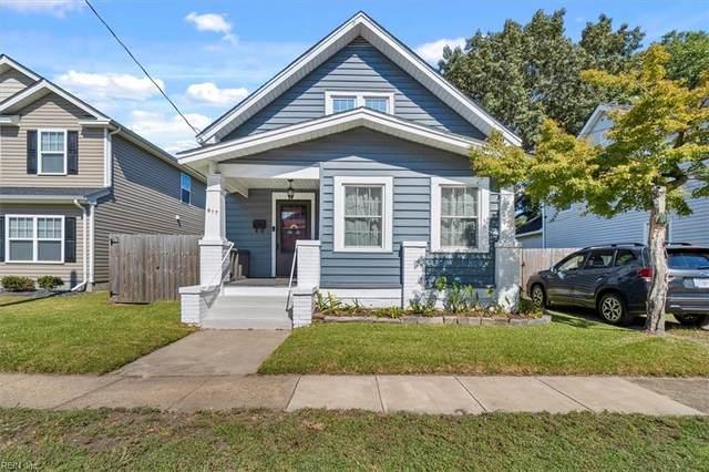 917 Godwin Ave, Chesapeake, VA 23324 (MLS #10405714) :: AtCoastal Realty
