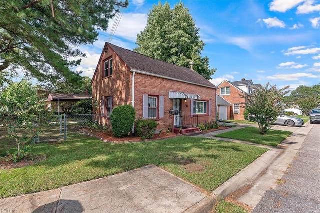 1 E Walker Rd, Hampton, VA 23666 (#10405751) :: Avalon Real Estate