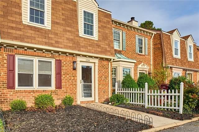 1214 Mill Stream Way, Chesapeake, VA 23320 (#10405754) :: Atlantic Sotheby's International Realty