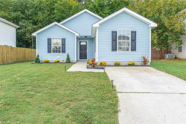 314 Greenfield Cres, Suffolk, VA 23434 (#10405756) :: Berkshire Hathaway HomeServices Towne Realty