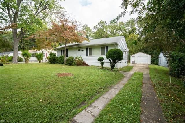 44 Normandy Ln, Newport News, VA 23606 (#10405768) :: Rocket Real Estate