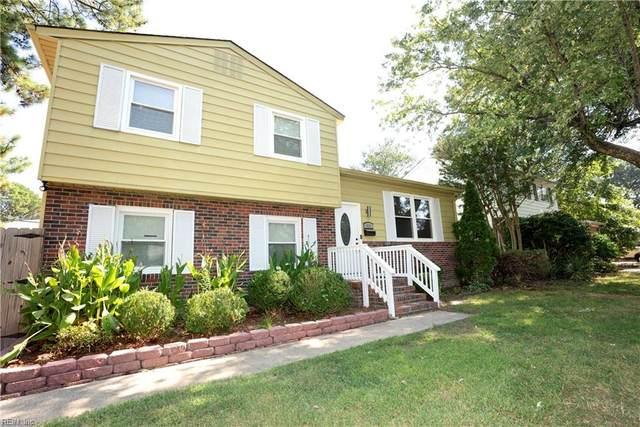 806 Homestead Ave, Hampton, VA 23661 (#10405787) :: Austin James Realty LLC