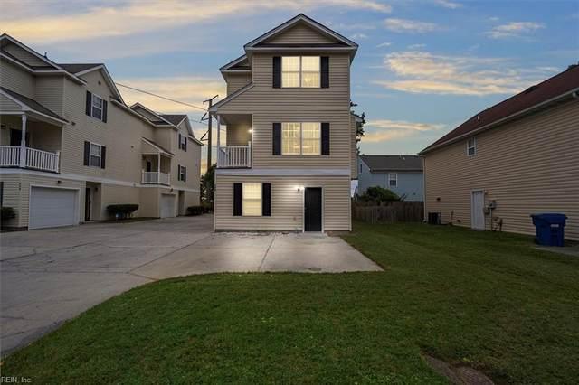 106 Morrison Ave, Virginia Beach, VA 23452 (#10405827) :: Abbitt Realty Co.