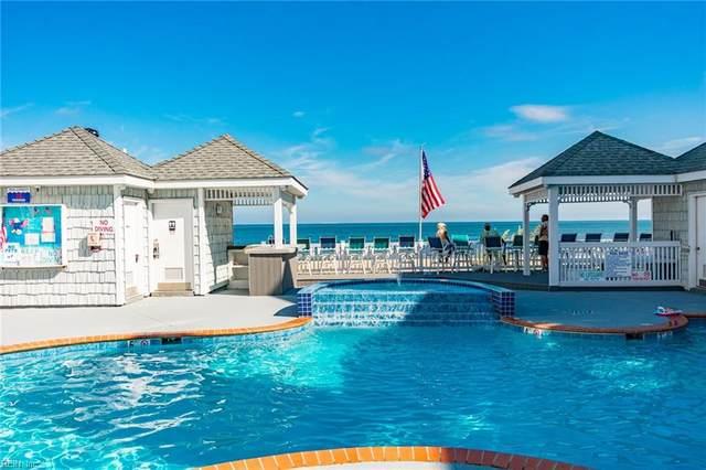 2301 Beach Haven Dr #202, Virginia Beach, VA 23451 (#10405836) :: Judy Reed Realty