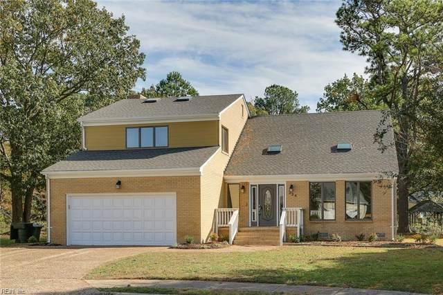324 Riverside Dr, Hampton, VA 23669 (#10405851) :: Berkshire Hathaway HomeServices Towne Realty