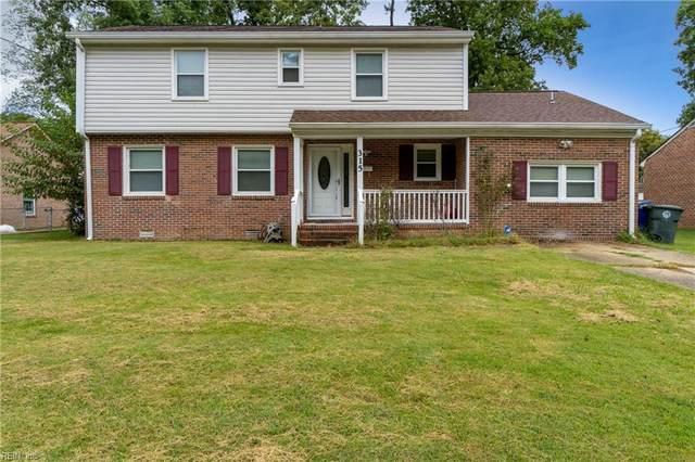 315 Paulette Dr, Newport News, VA 23608 (#10405873) :: Avalon Real Estate