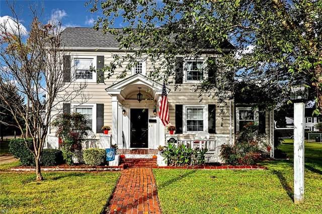 3806 High St, Portsmouth, VA 23707 (#10405880) :: RE/MAX Central Realty