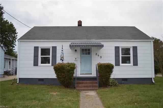343 Darby Ave, Hampton, VA 23663 (#10405883) :: Avalon Real Estate