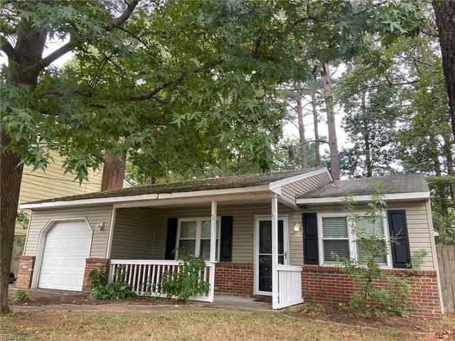 1448 Winslow Ave, Chesapeake, VA 23323 (#10405893) :: Berkshire Hathaway HomeServices Towne Realty