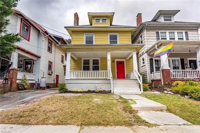 4511 Newport Ave, Norfolk, VA 23508 (#10405908) :: Avalon Real Estate