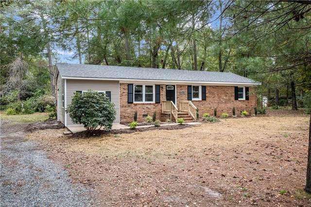 25250 Popes Station Rd, Southampton County, VA 23829 (#10406013) :: Rocket Real Estate