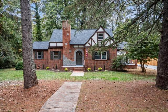 104 E Pinecrest St, Sussex County, VA 23888 (#10406016) :: Atkinson Realty
