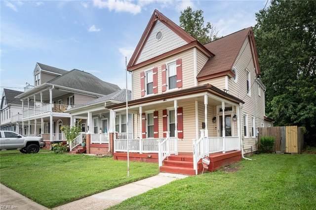 117 Segar St, Hampton, VA 23663 (#10406038) :: Austin James Realty LLC