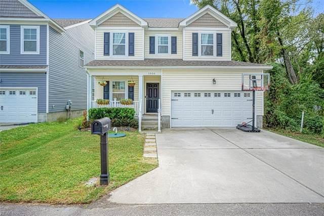 1056 Calloway Ave, Chesapeake, VA 23324 (MLS #10406054) :: AtCoastal Realty