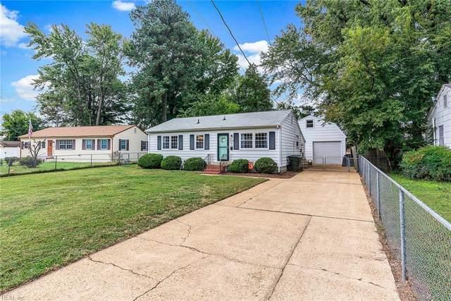 313 Adwood Ct, Hampton, VA 23605 (MLS #10406072) :: AtCoastal Realty
