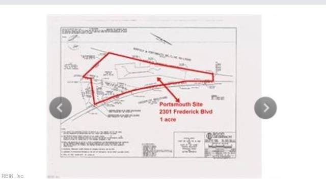 2301 Frederick Blvd, Portsmouth, VA 23704 (#10406081) :: Verian Realty
