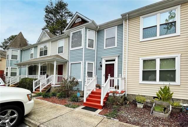 1083 Palmerton Dr, Newport News, VA 23602 (MLS #10406084) :: AtCoastal Realty
