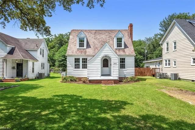 305 Raleigh Ave, Hampton, VA 23661 (#10406093) :: Momentum Real Estate