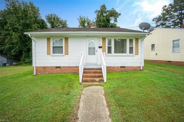 301 Magnolia St, Franklin, VA 23851 (#10406099) :: Atkinson Realty