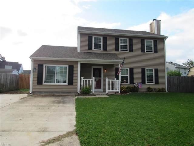 204 Millwheel Ct, Suffolk, VA 23434 (#10406101) :: Team L'Hoste Real Estate
