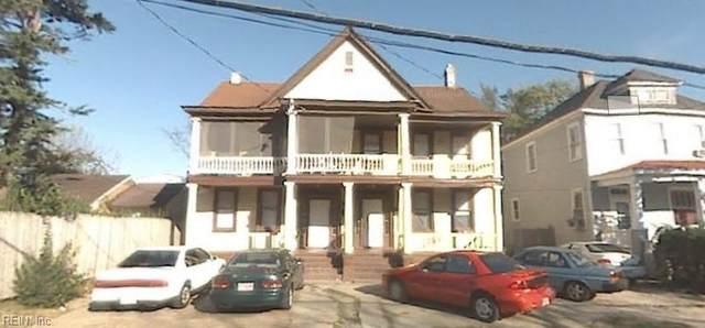 1601 Elm Ave, Portsmouth, VA 23704 (#10406106) :: Verian Realty