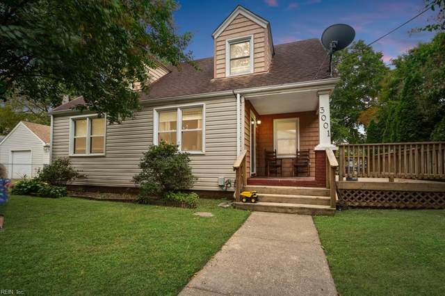 3001 Davis St, Norfolk, VA 23509 (#10406126) :: Avalon Real Estate