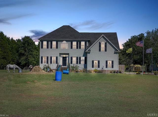 138 Carolina Rd, Camden County, NC 27976 (MLS #10406167) :: AtCoastal Realty