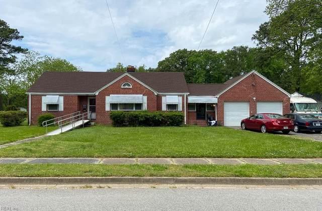 3780 Karlin Ave, Norfolk, VA 23502 (#10406190) :: Atlantic Sotheby's International Realty