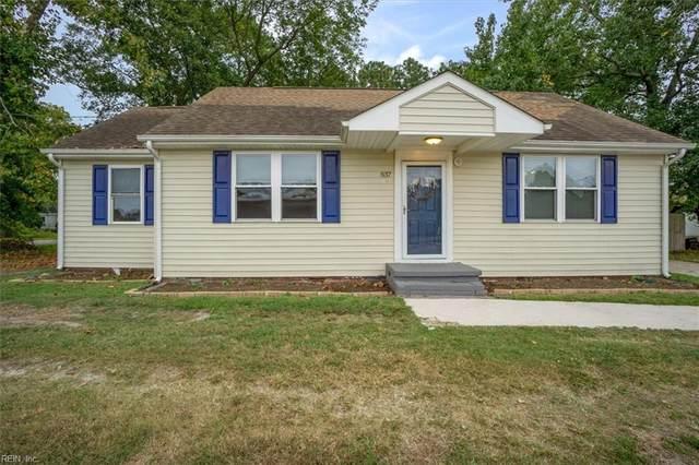 837 Providence Rd, Chesapeake, VA 23325 (#10406205) :: Verian Realty