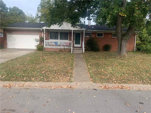 8056 Lynnbrook Dr, Norfolk, VA 23518 (#10406213) :: Verian Realty
