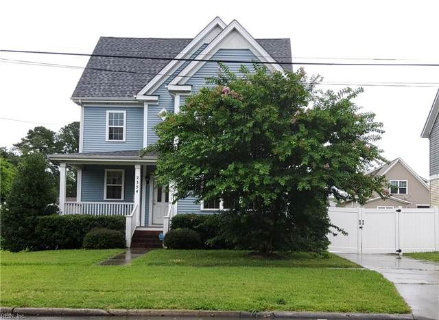 2354 Ballentine Blvd, Norfolk, VA 23509 (#10406216) :: Avalon Real Estate