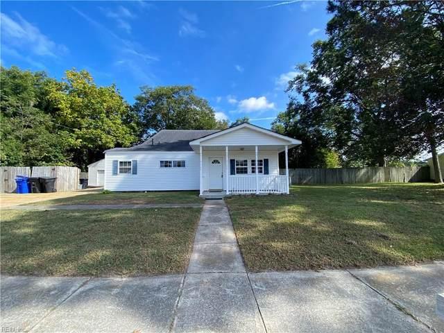 1309 Elmhurst Ln, Portsmouth, VA 23701 (MLS #10406232) :: AtCoastal Realty