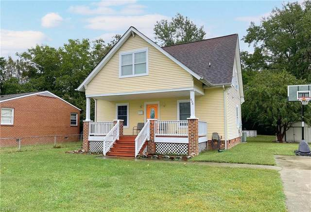 638 Vaughan Ave, Hampton, VA 23661 (#10406233) :: Team L'Hoste Real Estate